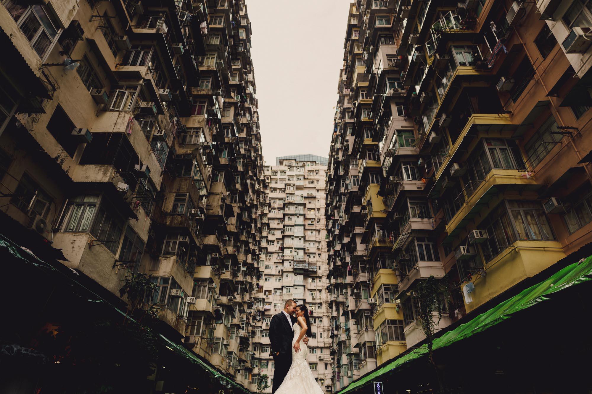 Hong Kong destination wedding Videographer