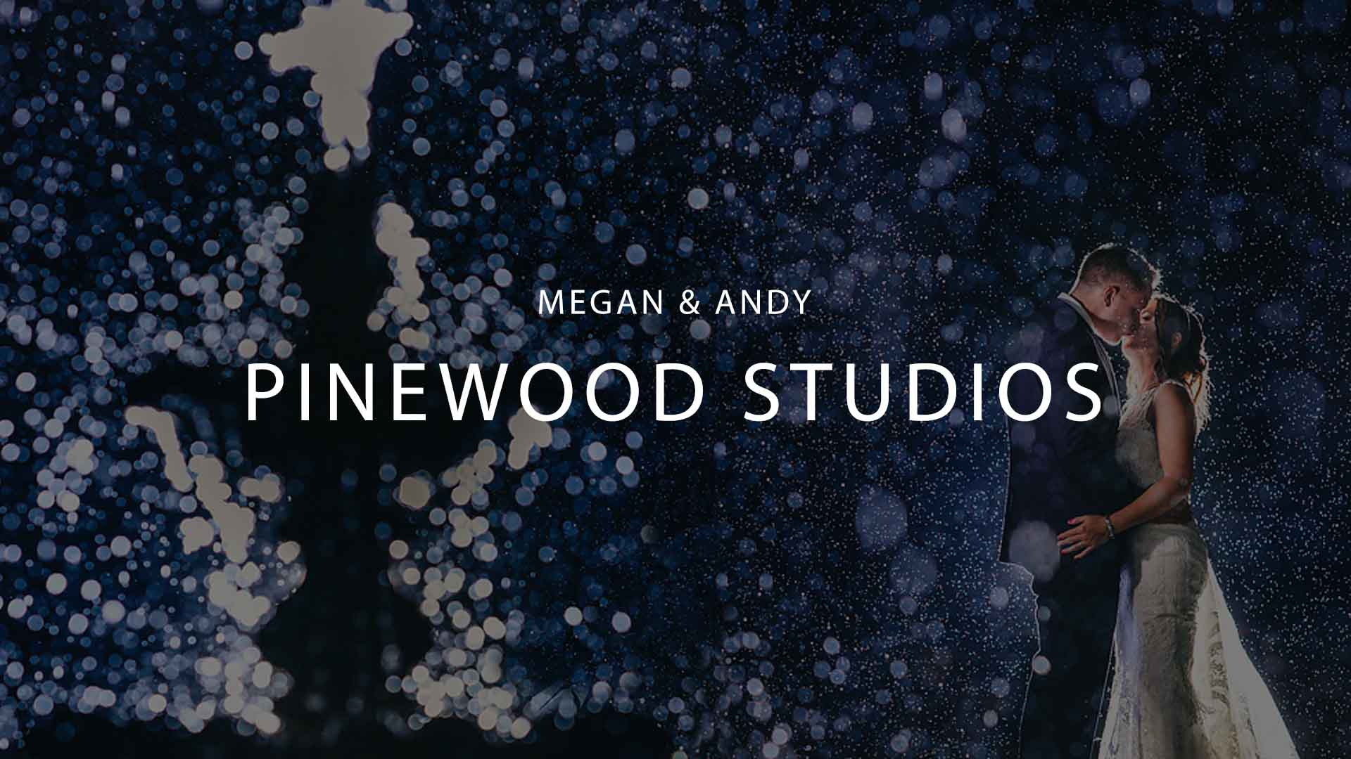 Pinewood Studios Wedding