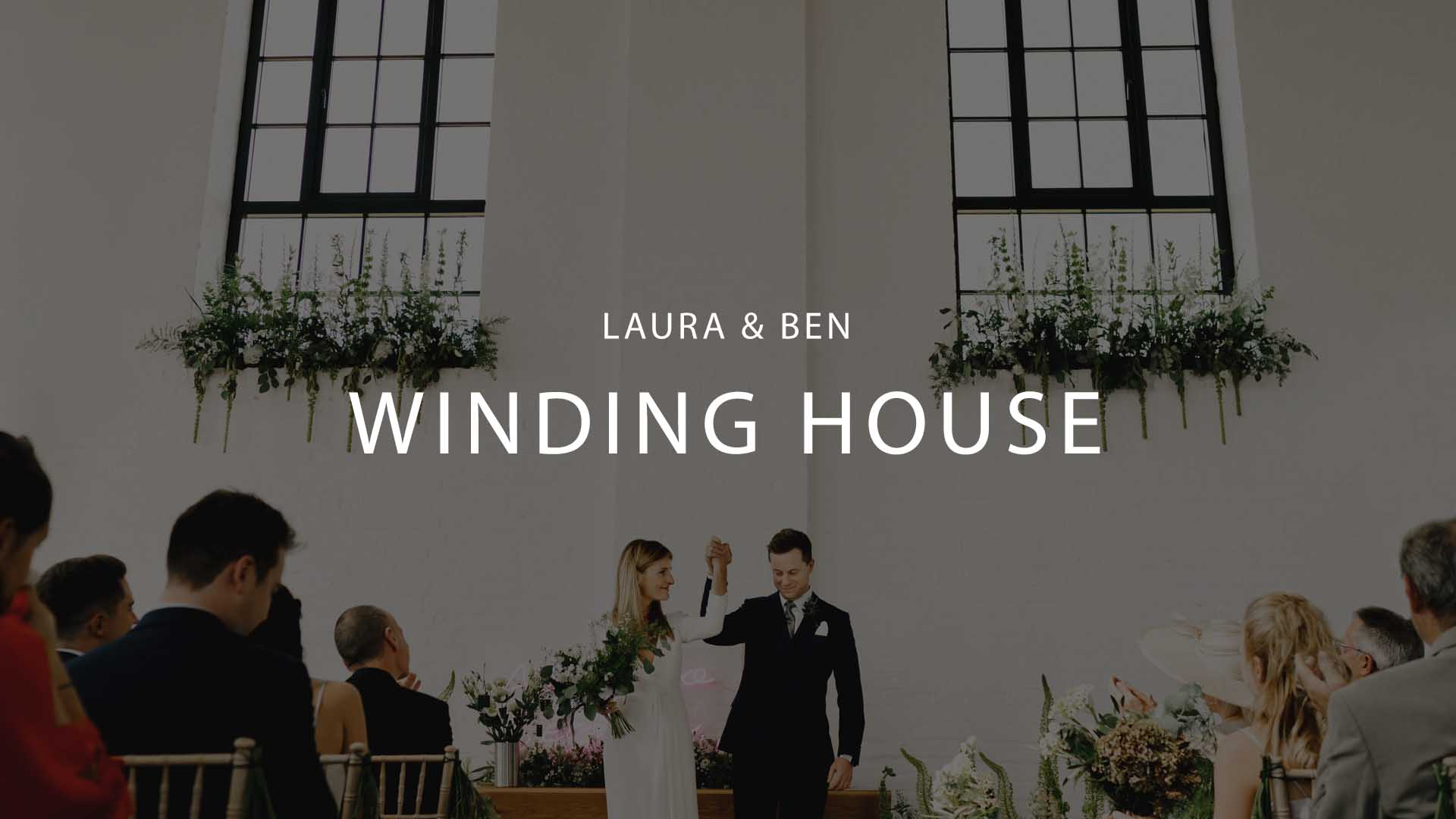 Winding House Wedding Videography